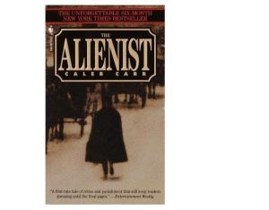 AlienistCover