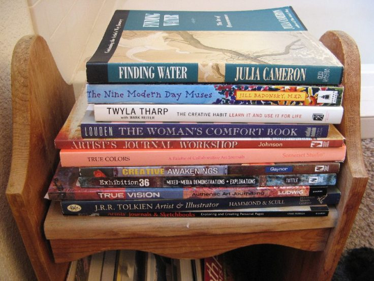 Some of my favorite tub time books