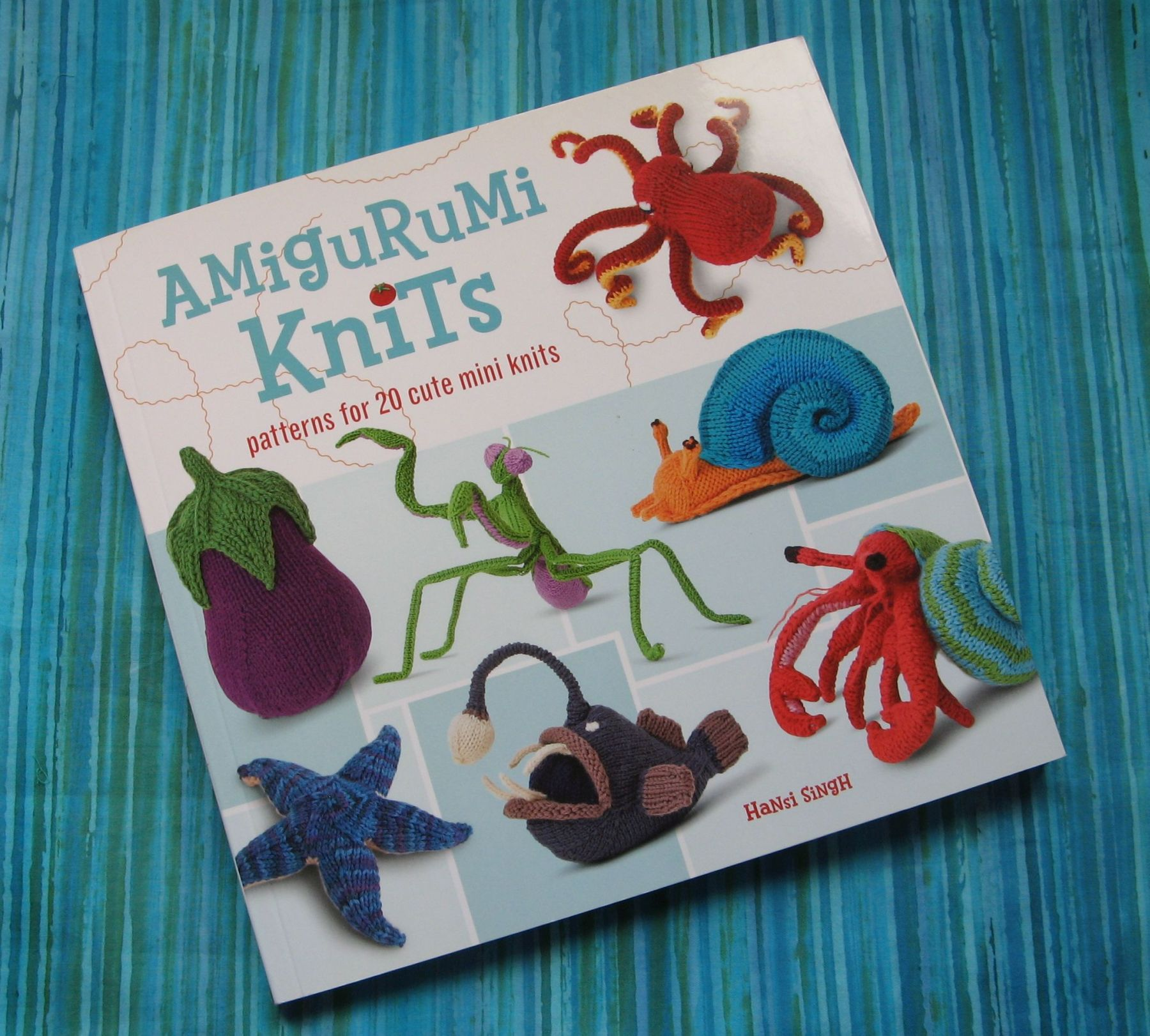 Finished Friday: Knitted Jellyfish – Kit Dunsmore\'s Blog