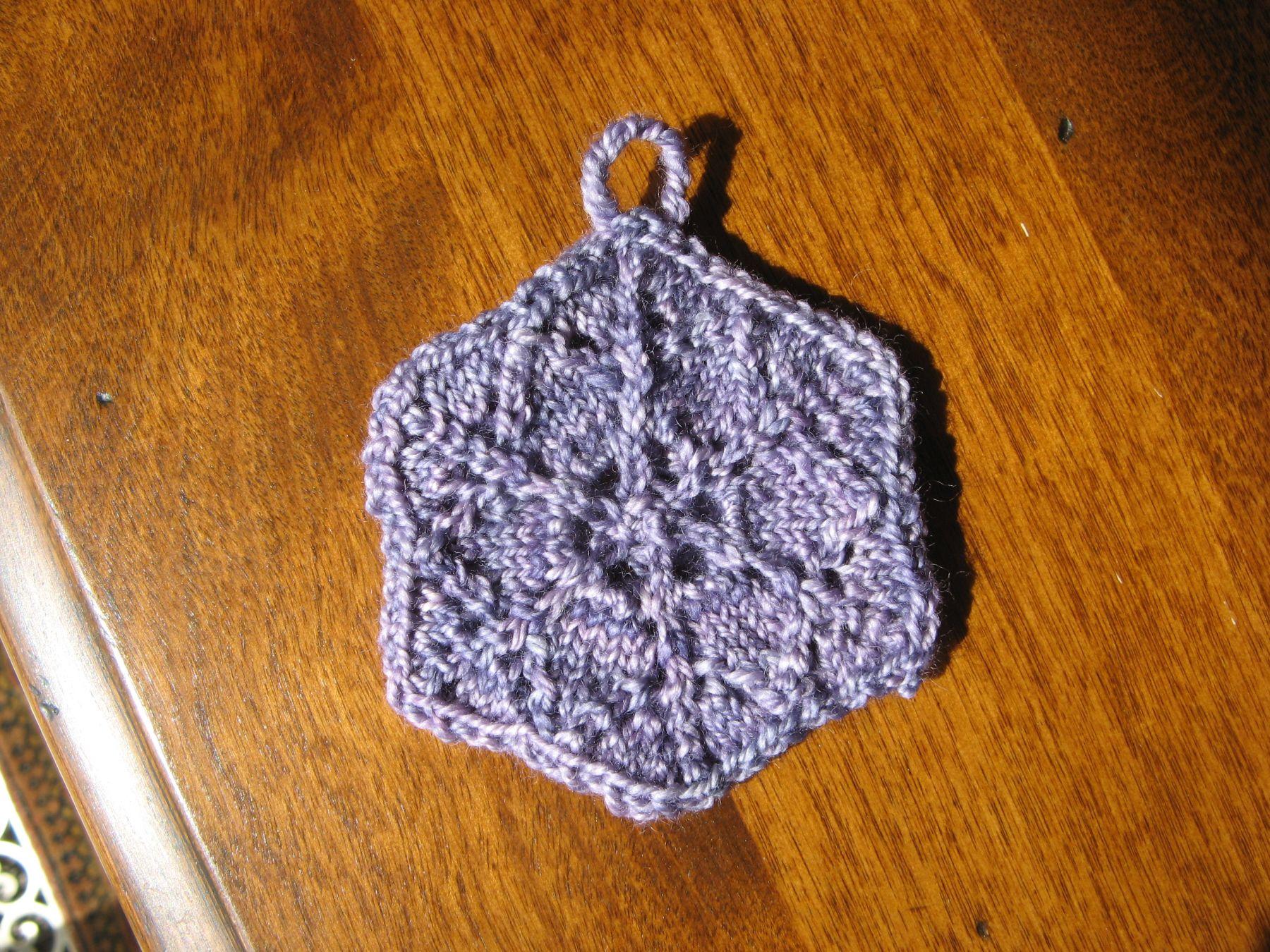 lace knit snowflake – Kit Dunsmore\'s Blog