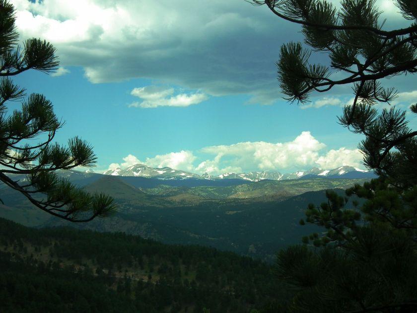 The stunning scenery was worth it. (photo by Kurt Fristrup)
