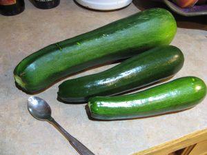 My super-sized sneaky zucchini