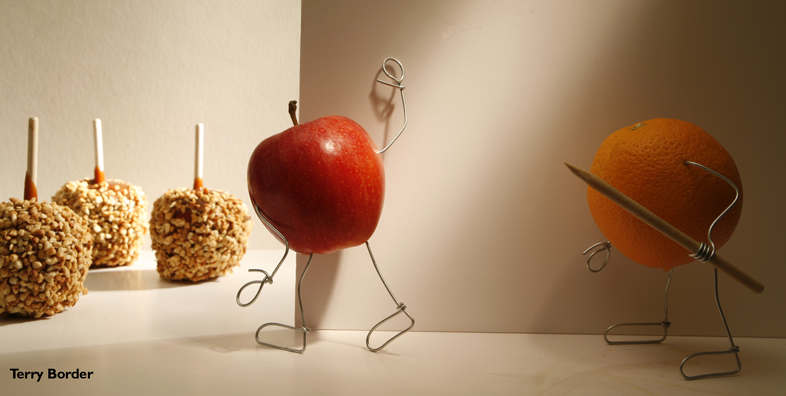 Fun With Food: The Photography of TerryBorder