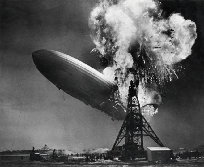 ZeppelinExploding