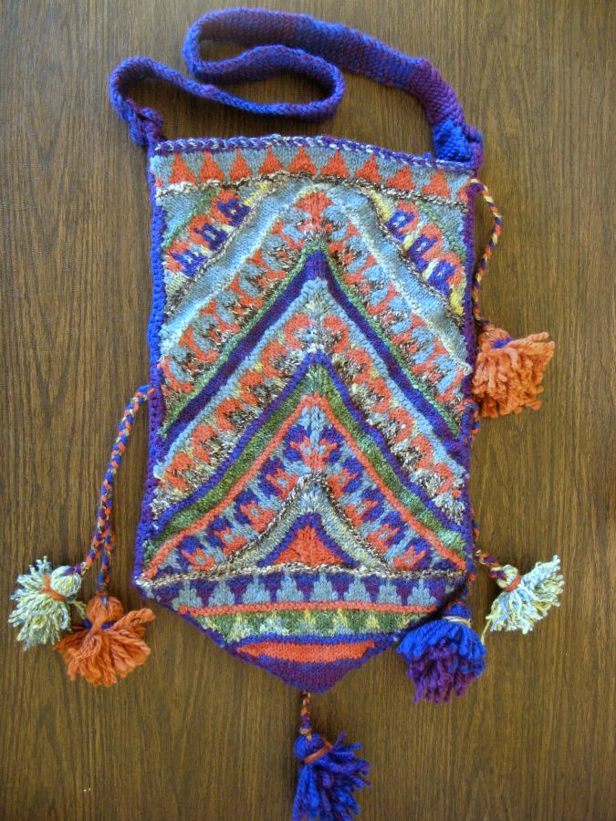 My version of the Napramach Bag. Done!