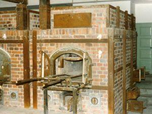 Crematorium, Dachau Concentration Camp