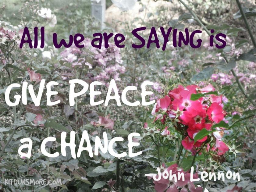 peaceLennon