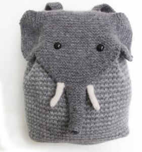 Elephant Backpack kit by Morehouse Farm