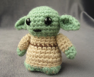 Star Wars + Yarn = Fabulous Geeky Knits and Crochets