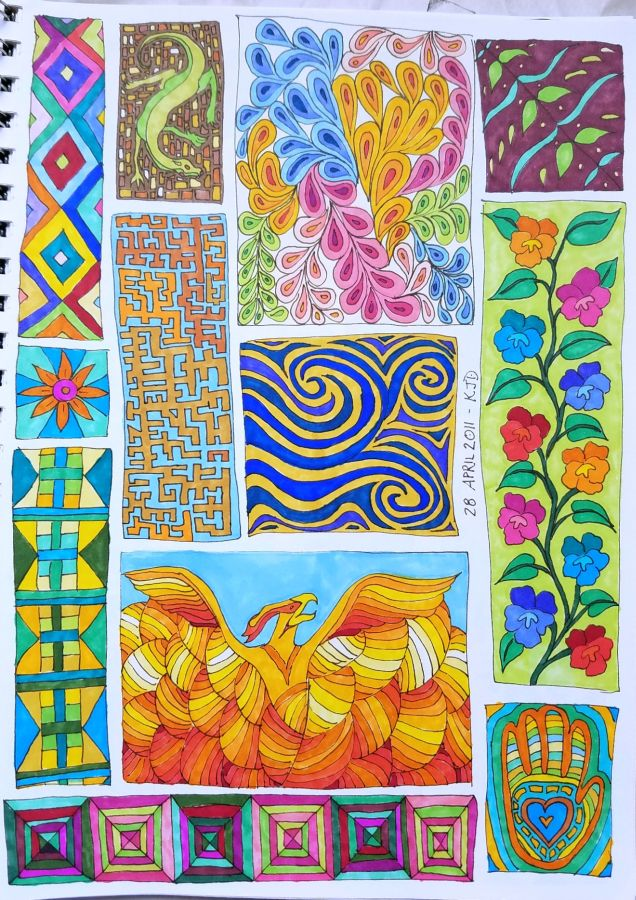 Tips and Ideas for Your ColoringBook