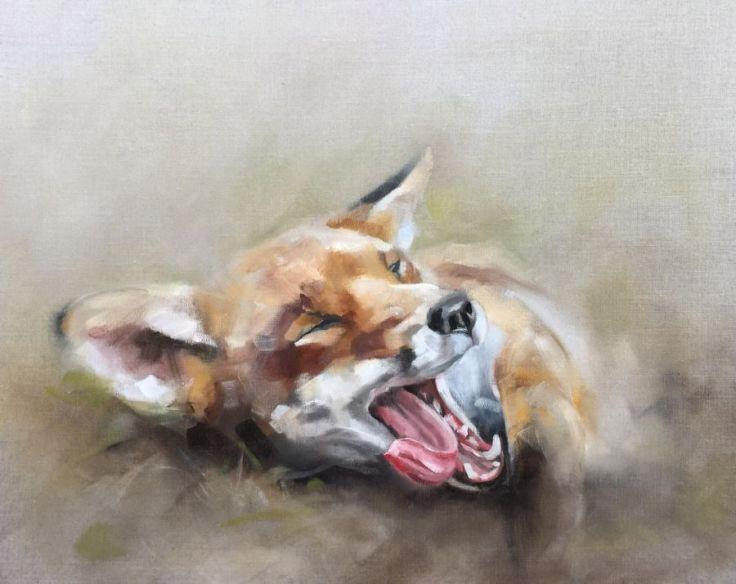 YawningFox_JulieBrunn_web